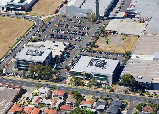 Melbourne Office Syndicate Cheltenham