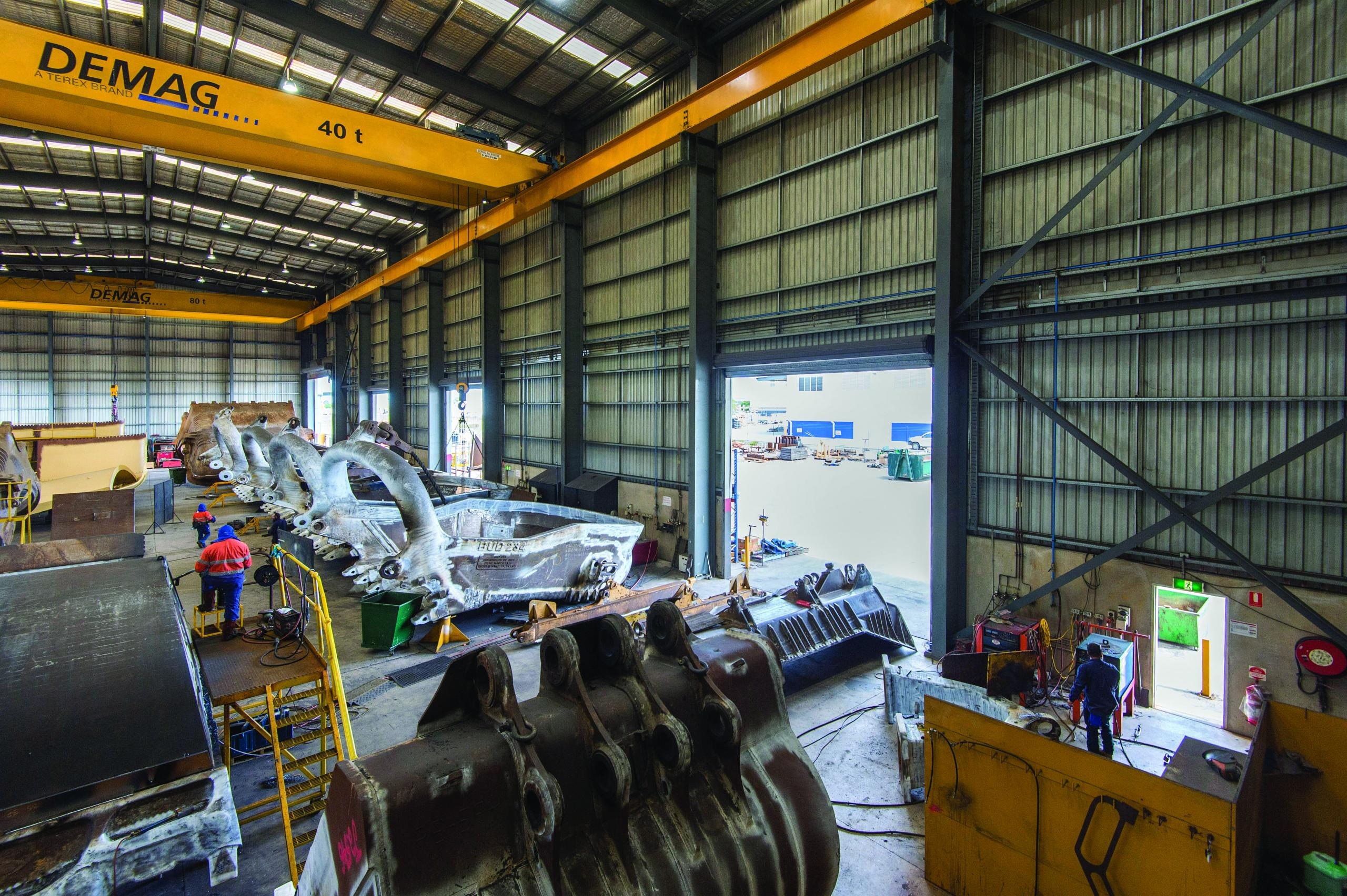 Diesel Dr, Mackay, Qld | Trilogy Funds