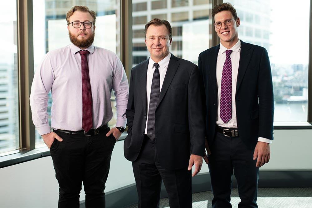 Brisbane Property Team   Trilogy Funds