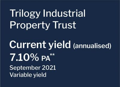 Trilogy Industrial Property Trust | Rate Block