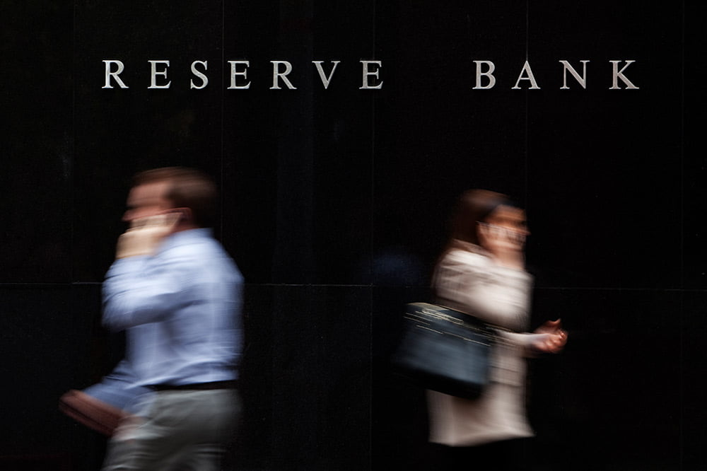 Low interest rate   Reserve Bank of Australia   Trilogy Funds